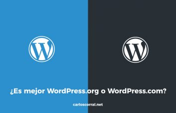 es mejor wordpress.org wordpress.com