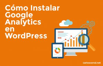 como instalar analytics wordpress
