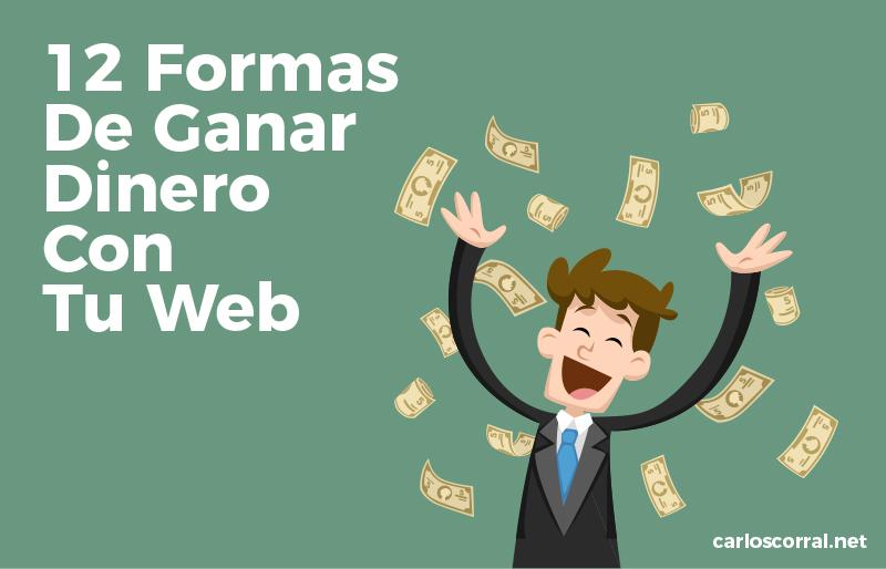 ganar dinero con tu web