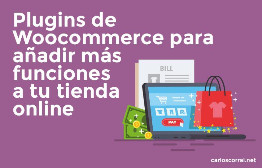 plugins woocommerce tienda online